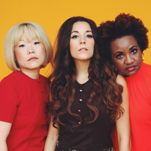 Sings Like Hell presents<br>Charlie Faye & The Fayettes<br>featuring Betty Soo & Akina Adderley<br>+ Eric Ambel