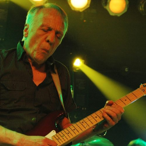 Pacific Coast cocerts presents<br>Robin Trower<br>with special guest Strange Vine